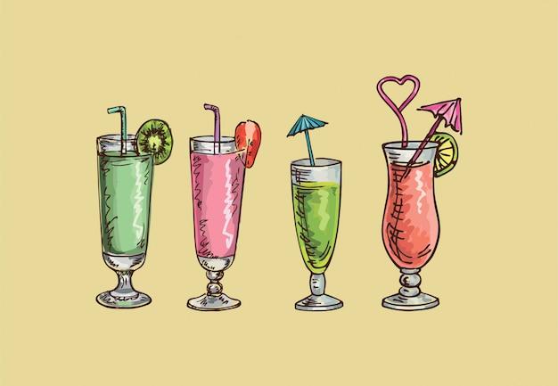 Juices illstration
