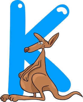 K per il canguro