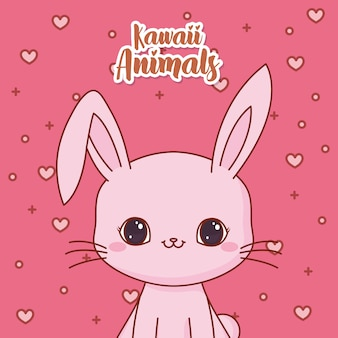 Design di animali kawaii