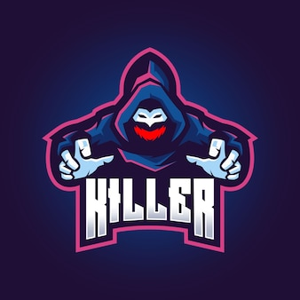 Il logo killer esports