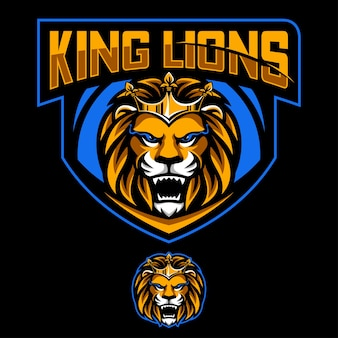 King lions
