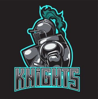 Logo knight esport