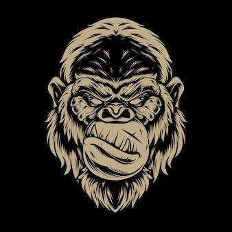 Kong illustrazione 2
