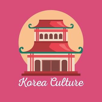 Pagoda della cultura coreana