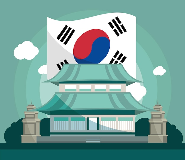 Palazzo presidenziale coreano