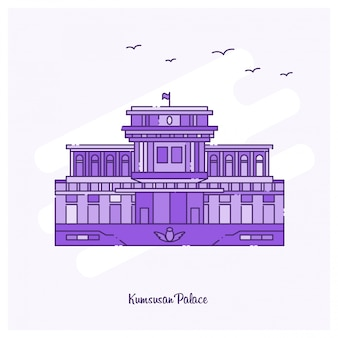 Kumsusan palace punto di riferimento
