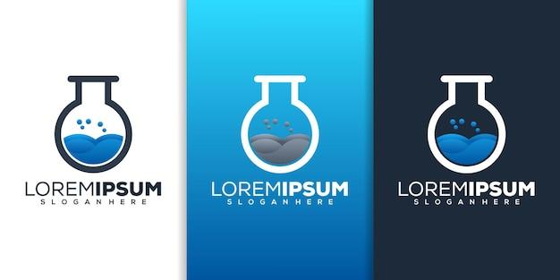 Progettazione del logo del laboratorio