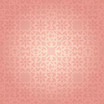 Pizzo sfondo rosa