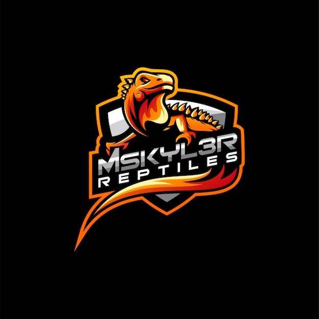 Illustrazione di progettazione logo lalal