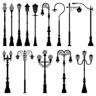 Lampione lampione stradale stradale luce.