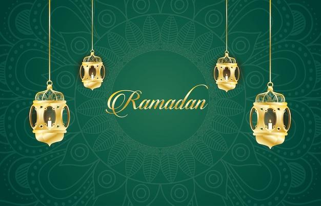 Lampade a sospensione ramadan kareem