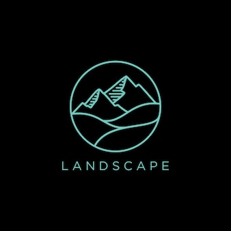 Logo del paesaggio