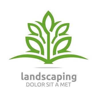 Logo paesaggistico