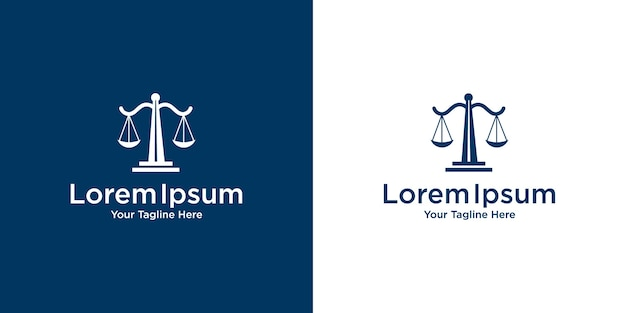 Logotipo di legge