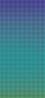 Trama dello schermo a led. display digitale con punti. monitor lcd a pixel. illustrazione vettoriale.