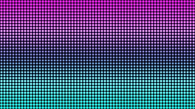 Trama dello schermo a led. monitor lcd. analogico digitale. schermo televisivo. videowall televisivo elettronico
