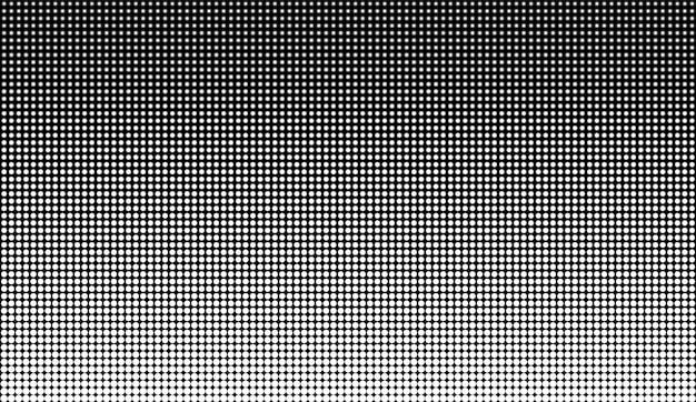 Trama dello schermo a led. sfondo tv pixel. illustrazione vettoriale.