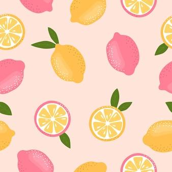 Motivo limone