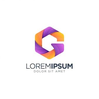 Logo della lettera g.