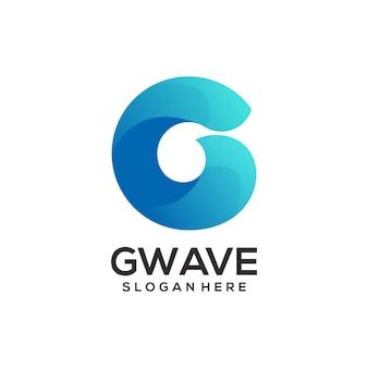 Logo della lettera g