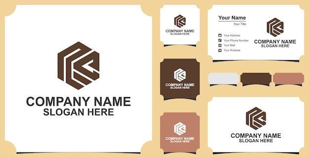 Elementi del modello di progettazione dell'icona del logo della lettera a