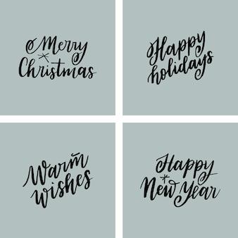 Scritte per il nuovo anno