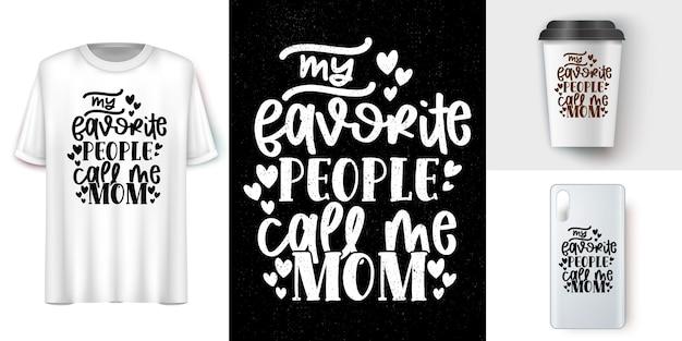Lettering citazioni design per t-shirt. motivazionali parole t-shirt design. t-shirt con scritte disegnate a mano