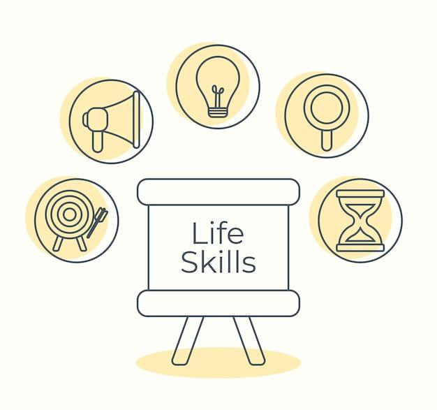Progetti di abilità di vita