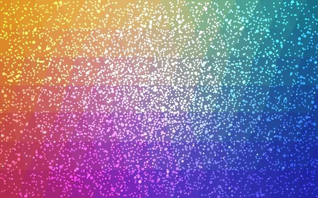 Priorità bassa di poligono basso cartolina multicolore chiaro