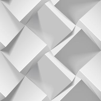 Modello geometrico senza cuciture leggero