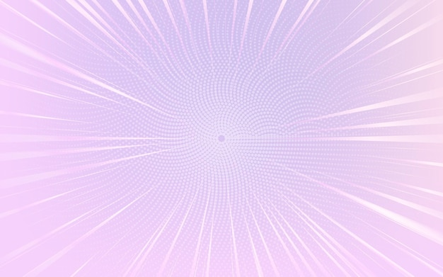 Fondo punteggiato semitono astratto viola-chiaro e bianco