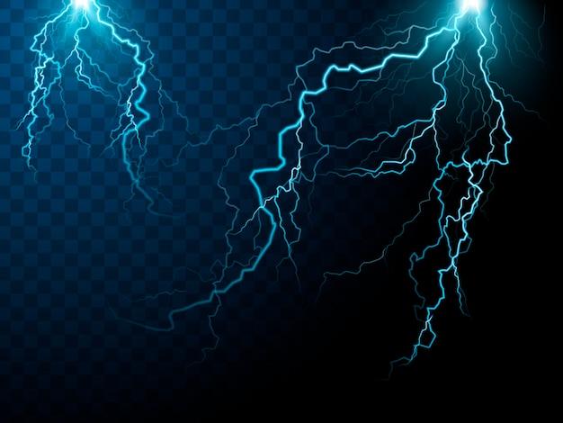 Elementi ad effetto fulmine