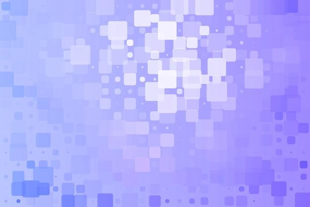 Lilla blu bianco incandescente varie piastrelle di sfondo