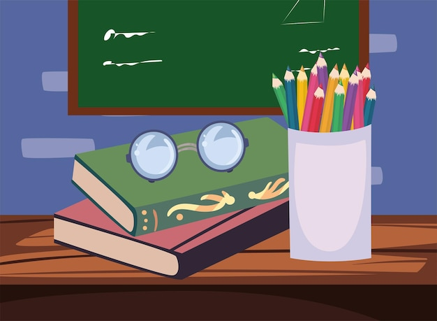 Materiale di alfabetizzazione in classe