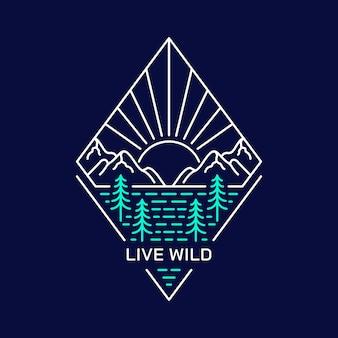 Live wild