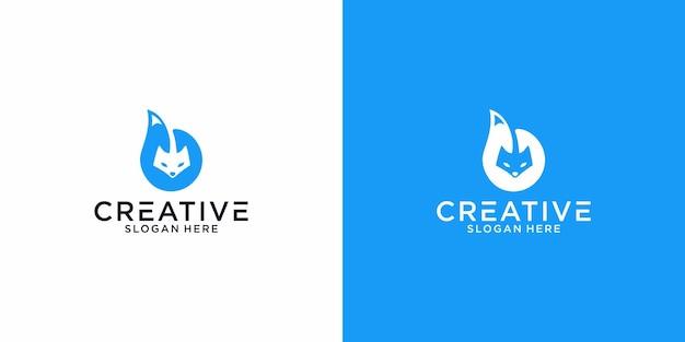 Logo b fox graphic design per altri usi è molto adatto