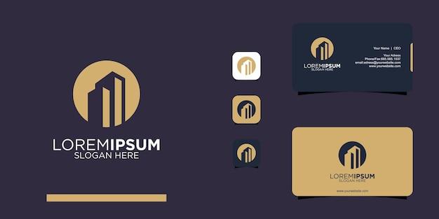 Logo e design biglietto da visita
