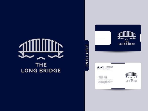 Il logo del ponte lungo