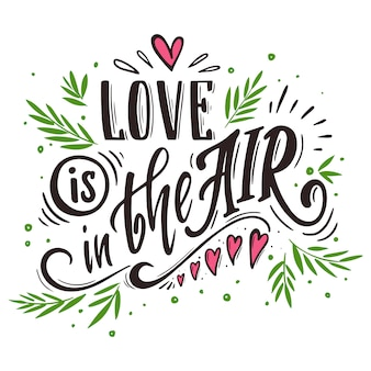 L'amore è nell'aria