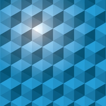 Design di sfondo low poly