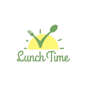 Logo del tempo di pranzo