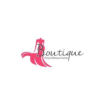 Luxury boutique logo templates