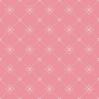 Carta da parati di lusso geometrica islamica senza cuciture