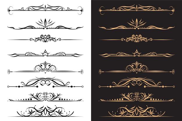 Elementi ornamentali di lusso