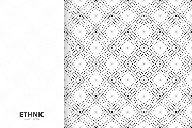 Priorità bassa di disegno della mandala ornamentale di lusso nel vettore di colore dell'oro