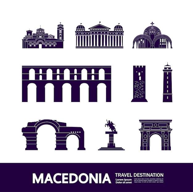 Macedonia destinazione di viaggio grand