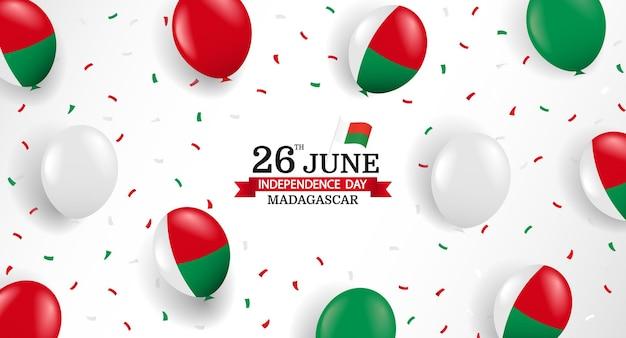 Festa dell'indipendenza del madagascar