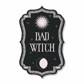 Magico design occulto