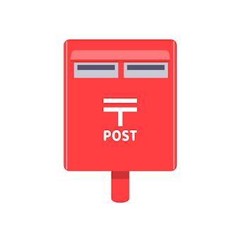 Cassetta postale.