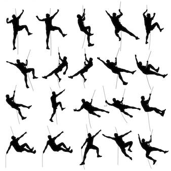 Set da scalatore maschio